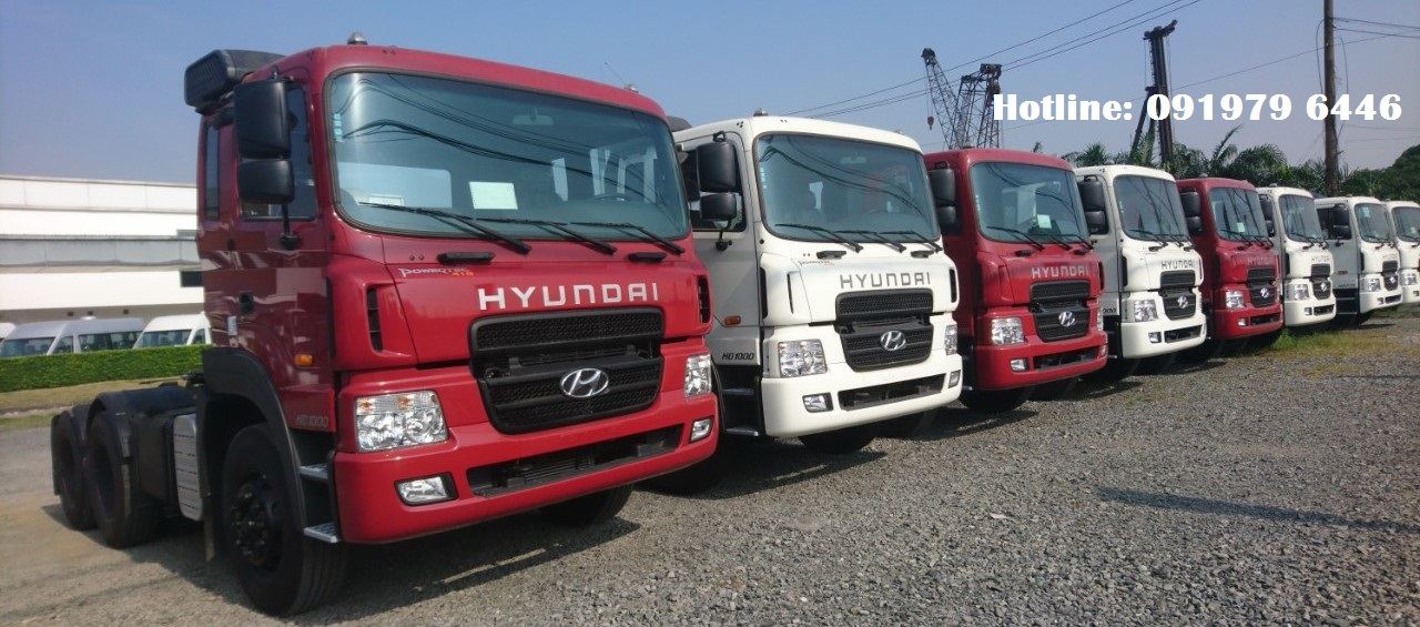 Hyundai HD1000-410PS